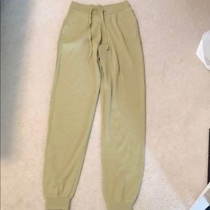 Oh Polly Ribbed Joggers